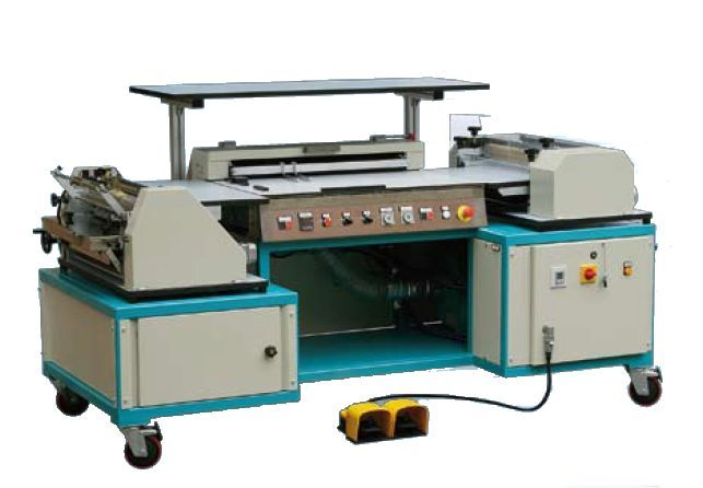 Automatic cover production lines