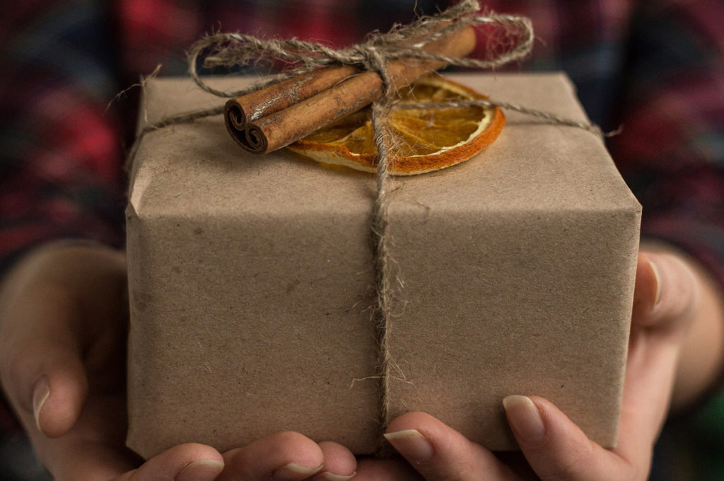 Eco-friendly packaging paper