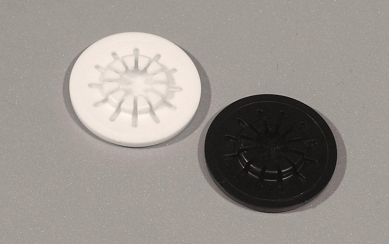 uchwyt na CD okrągły lub kwadratowy